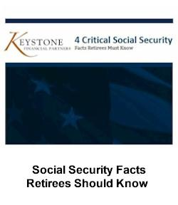 4 Social Security Fact White Paper Cover Image