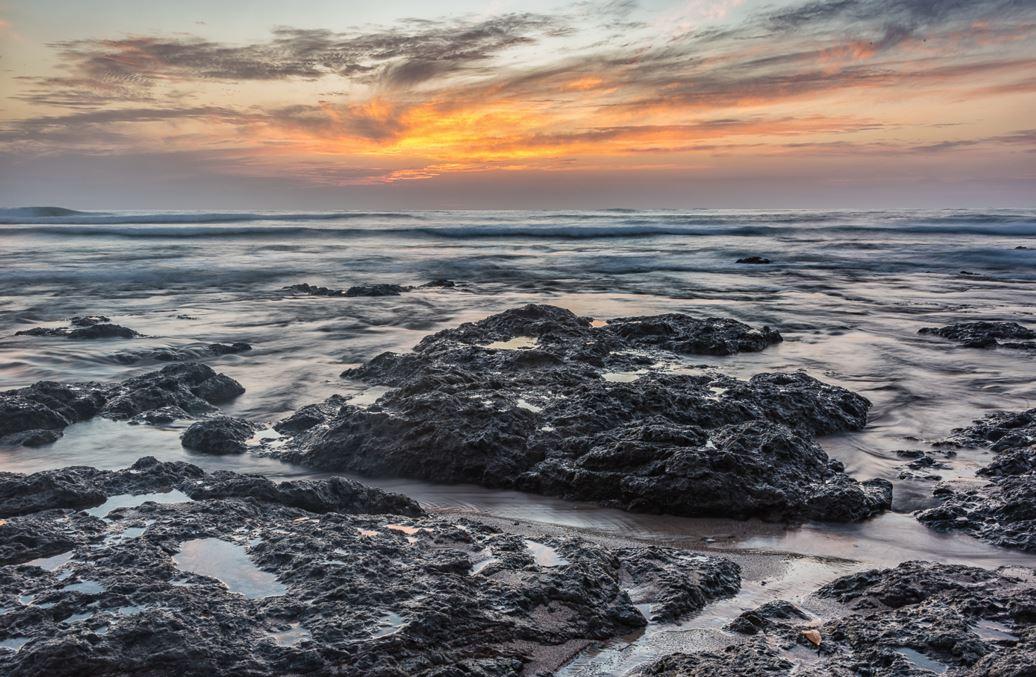 Beach-Rocks