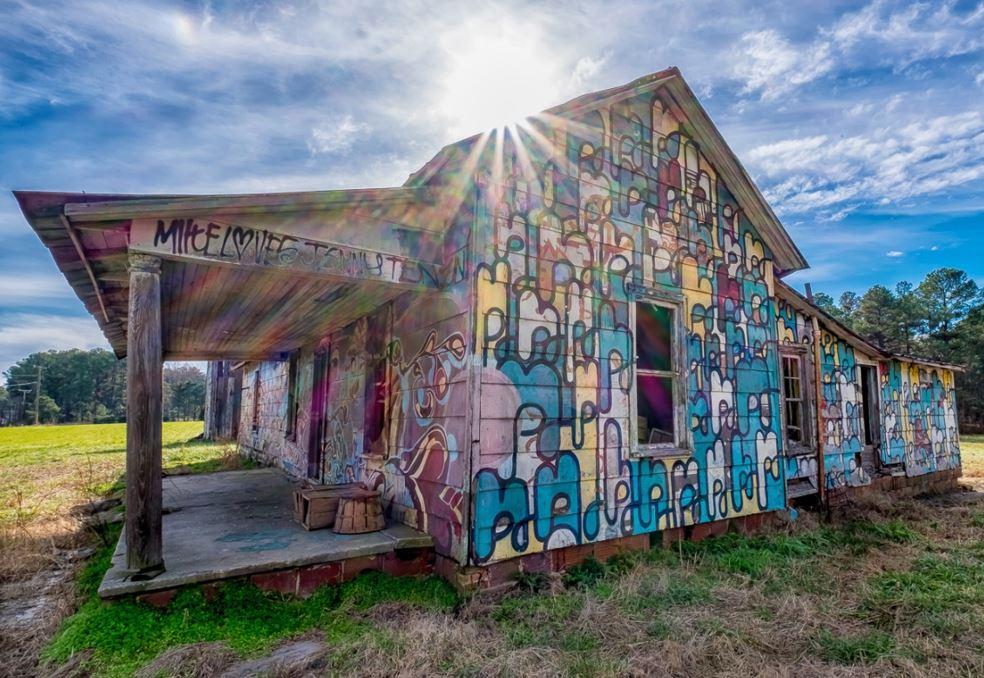 Cameron-PaintedHouse