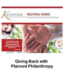 Planned Philanthropy Cover Image